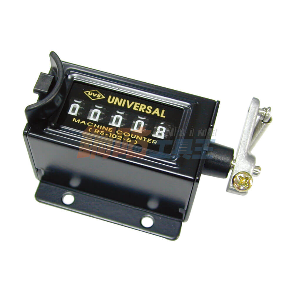工業沖床機械式計數器 5位數 UVS