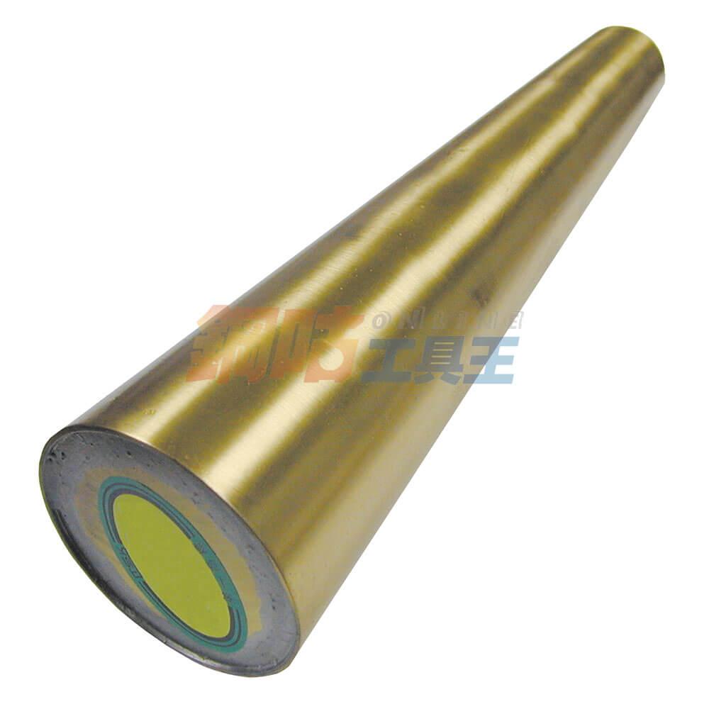 銅製圓形手環柱 粗