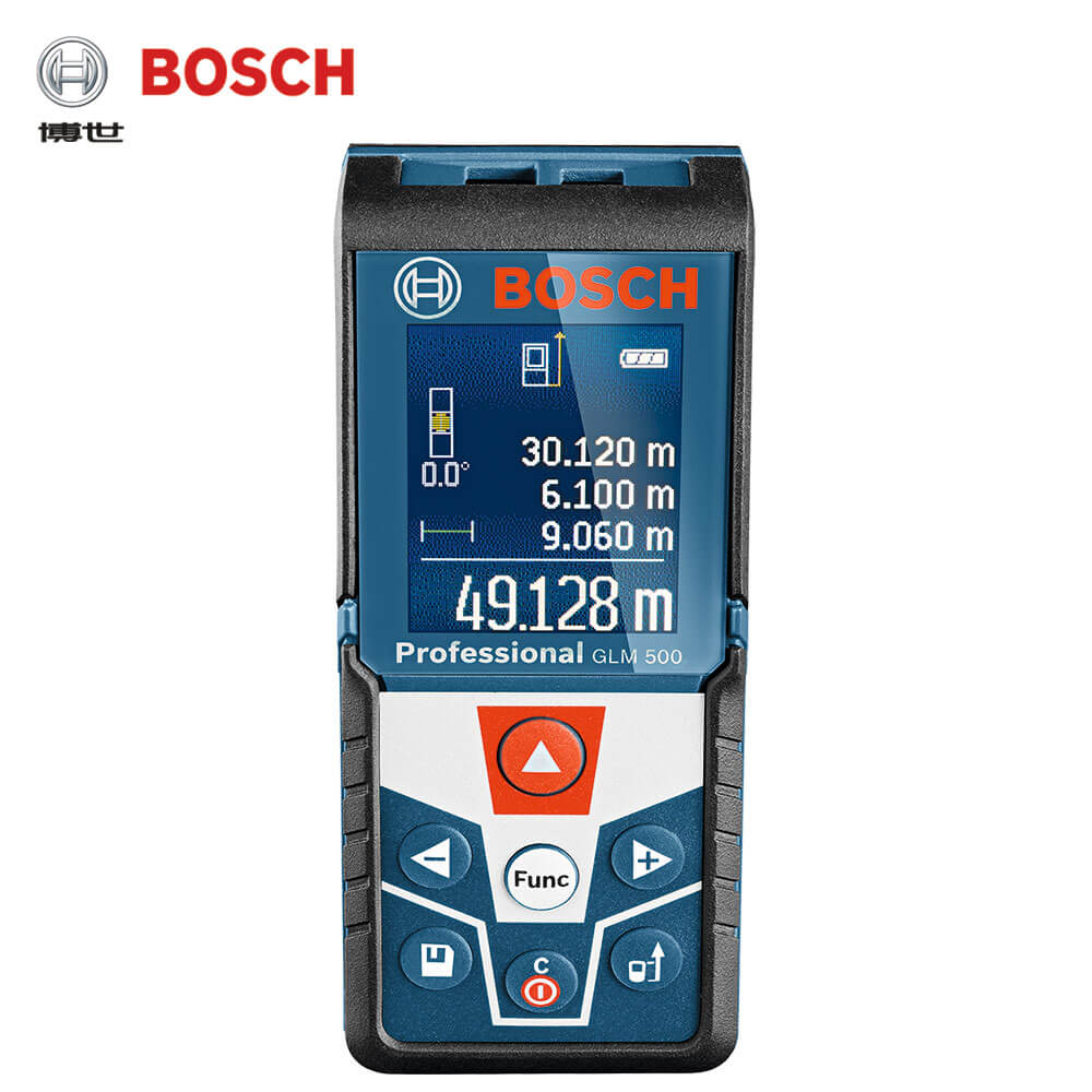 BOSCH 博世 雷射測距儀 GLM 500 附皮套