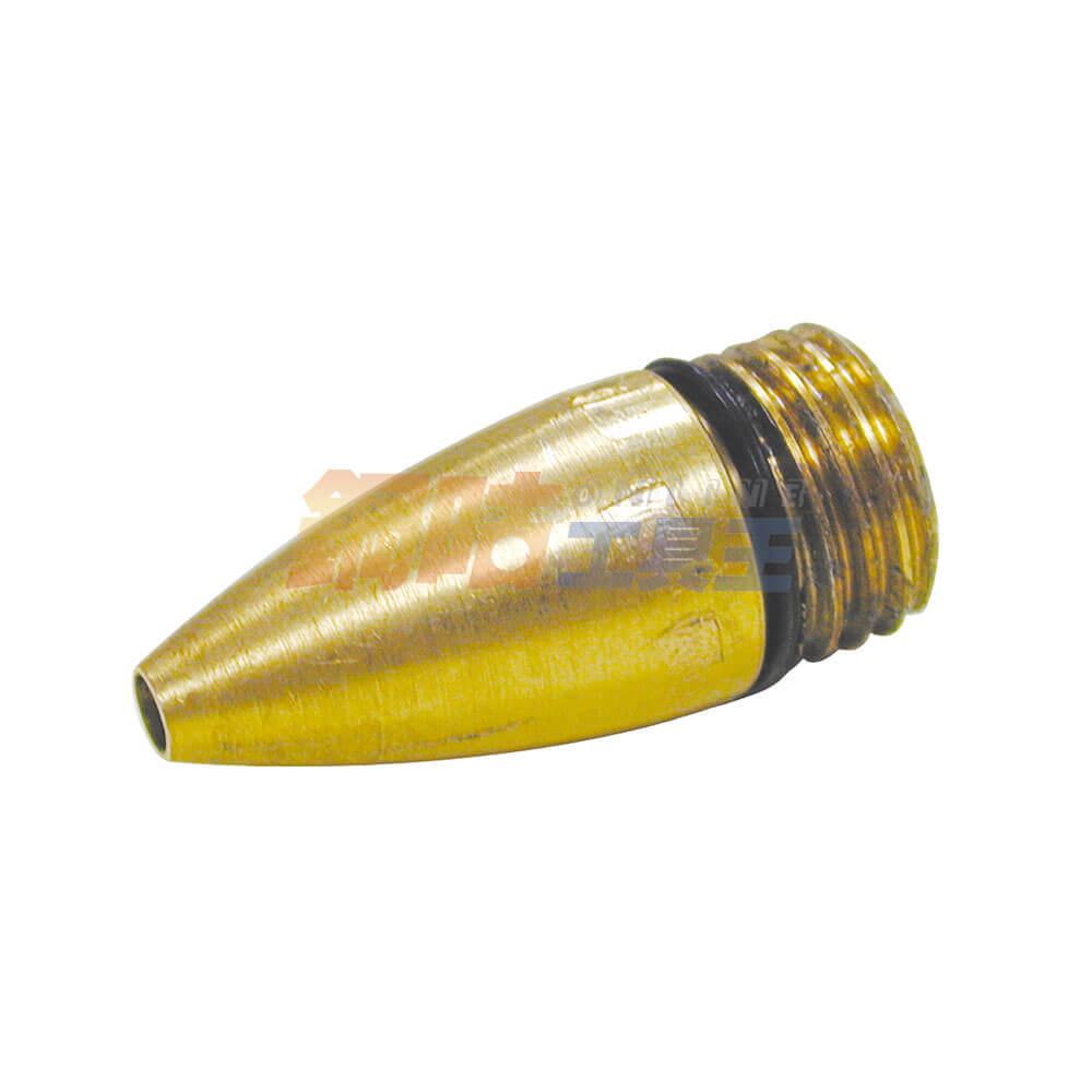 膠槍頭 頭長20mm 高功率熱熔膠槍配件