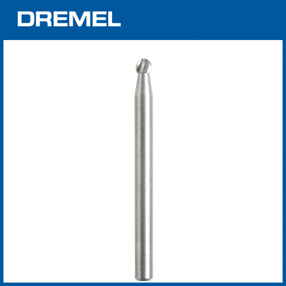 Dremel 191 3.2mm球型高速滾磨刀