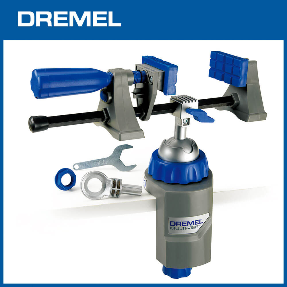 Dremel 2500-01 多功能平台虎鉗套裝組