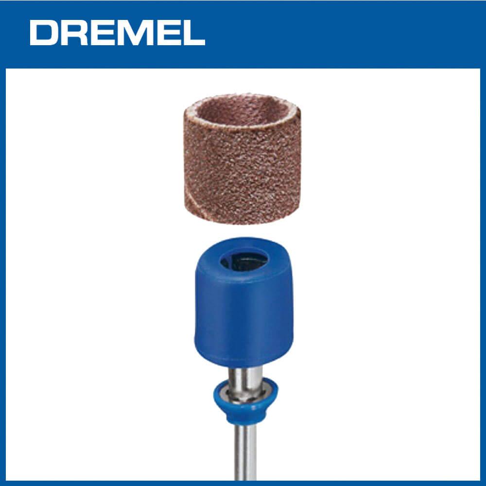 Dremel EZ407 12.7mm快拆砂布套組60G