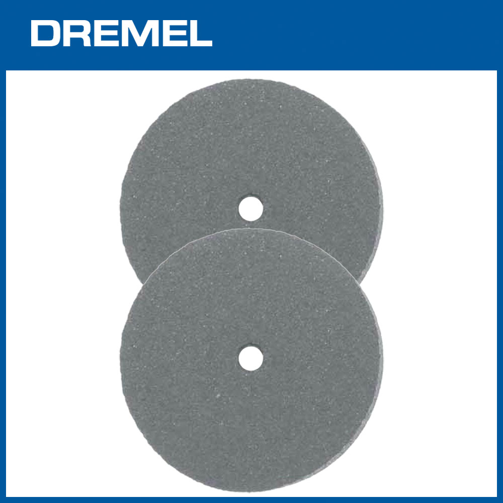 Dremel 425 25.4mm金鋼砂磨盤 2入