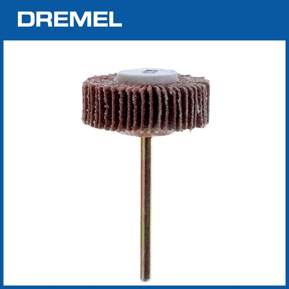 Dremel 502 9.5mm扇型砂輪80G