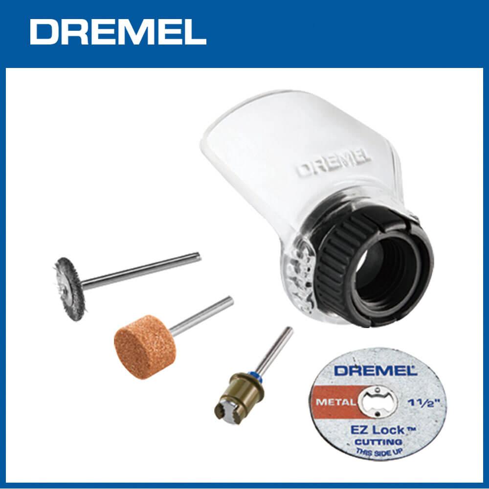 Dremel 精美 550 防護罩及配件