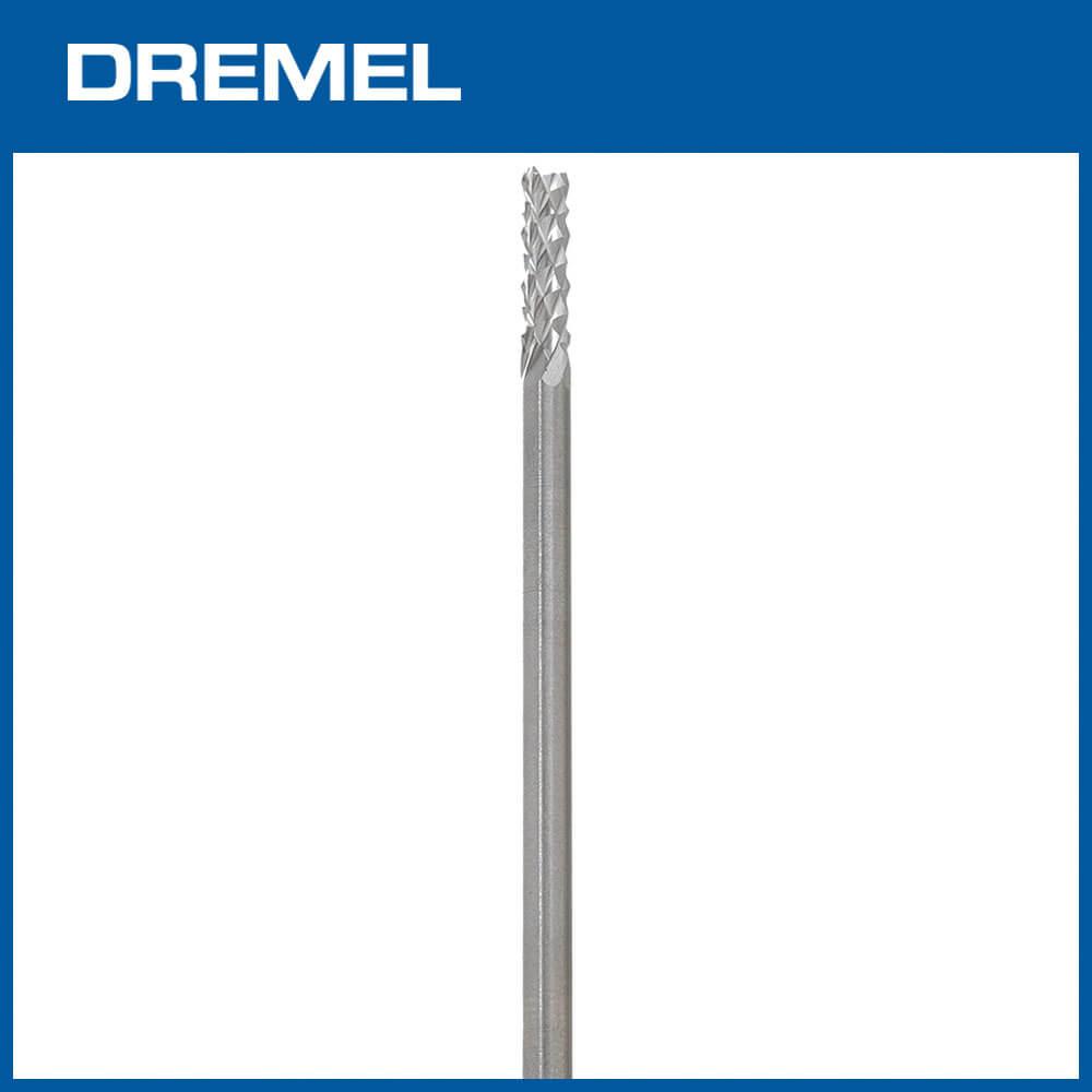 Dremel 570 3.2mm 鎢鋼銑刀(磁磚縫)