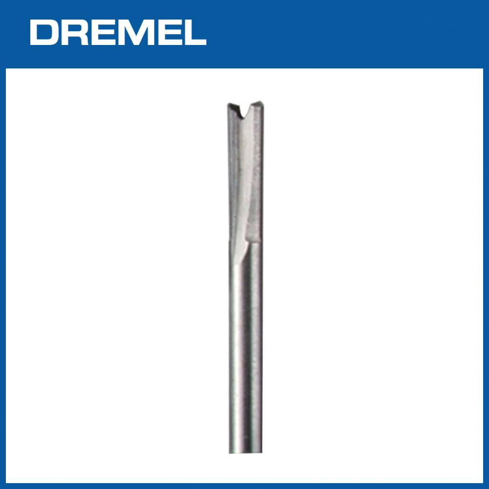 Dremel 650 3.2mm直型木工雕刻刀
