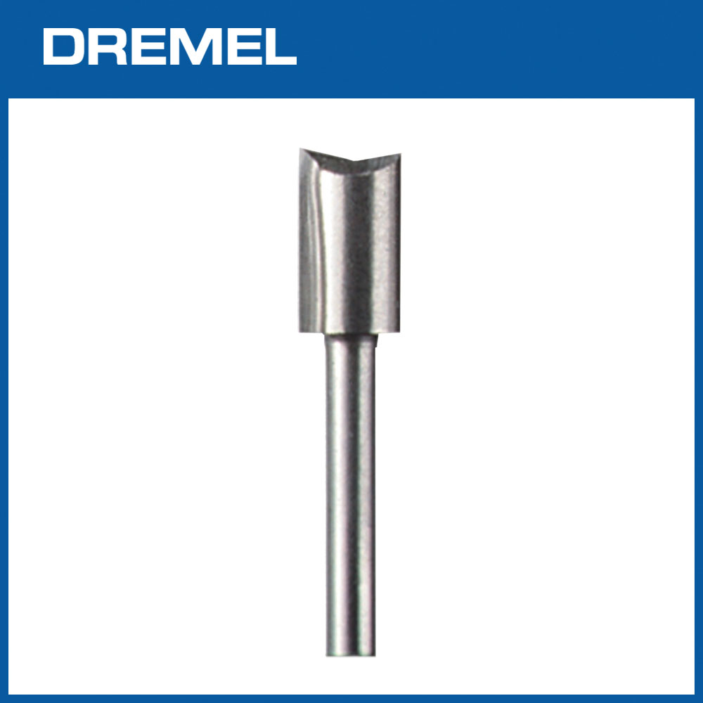 Dremel 654 6.4mm直型木工雕刻刀