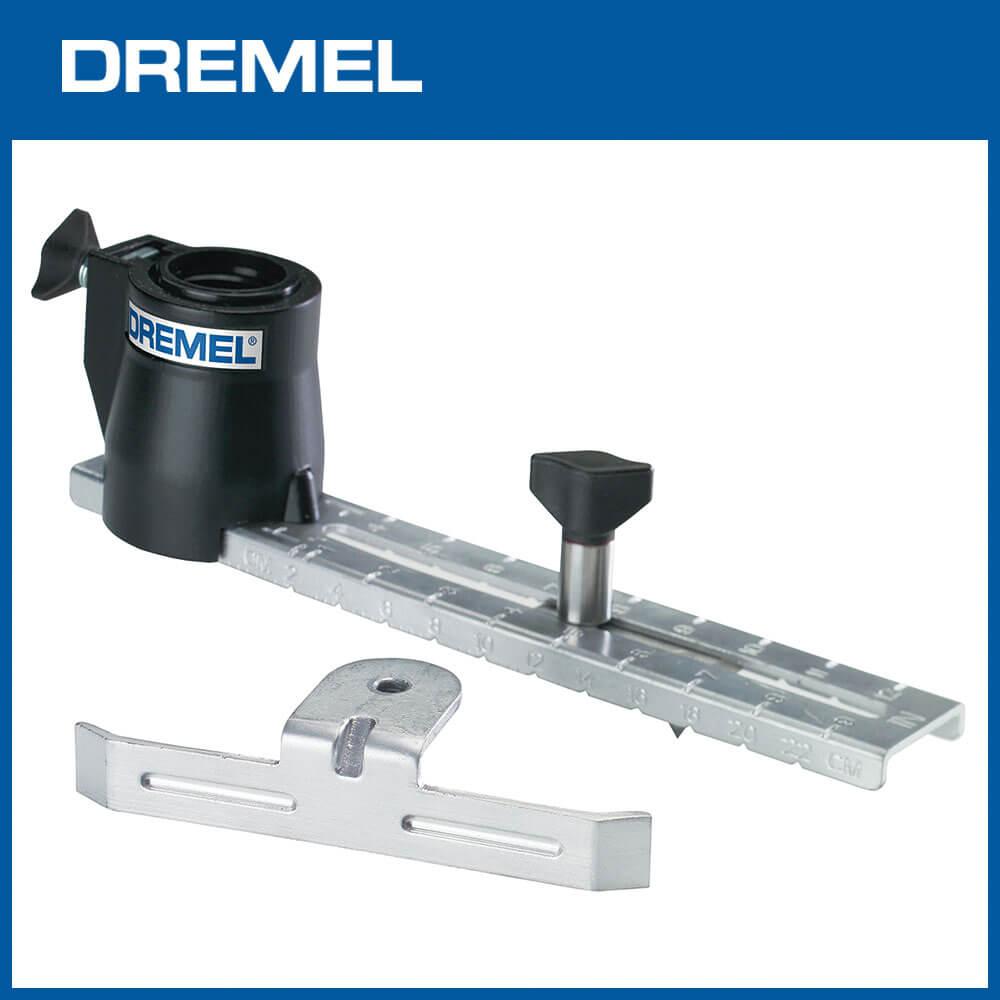 Dremel 678-01 直線與圓形切割輔助器