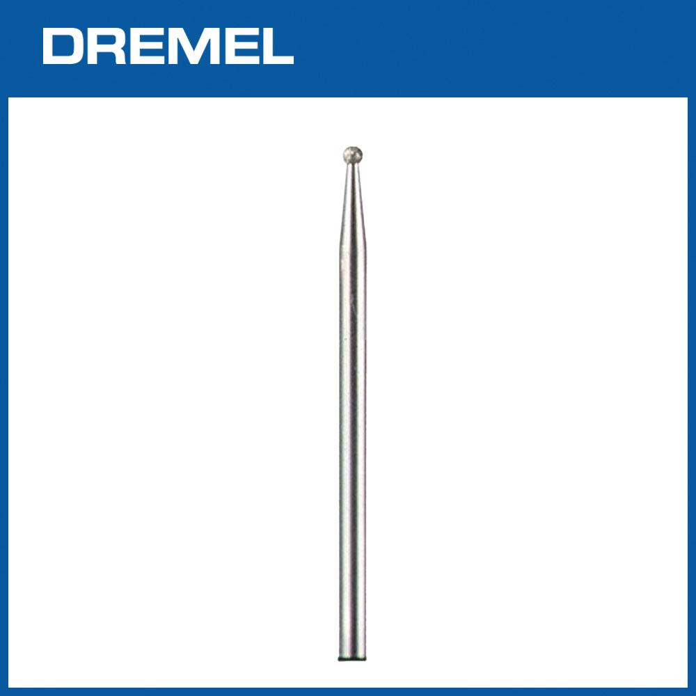 Dremel 7103 2mm球型鑽石滾磨刀