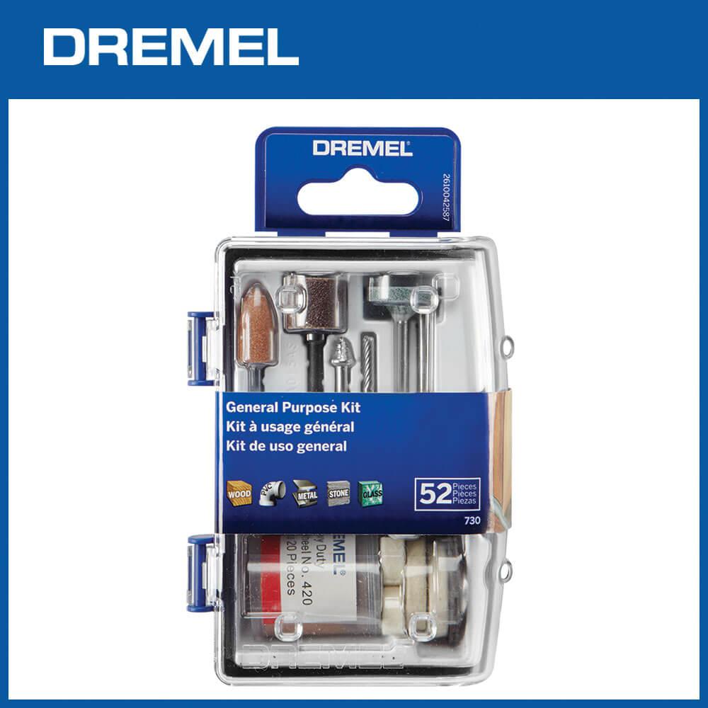 Dremel 730 迷你通用52件組