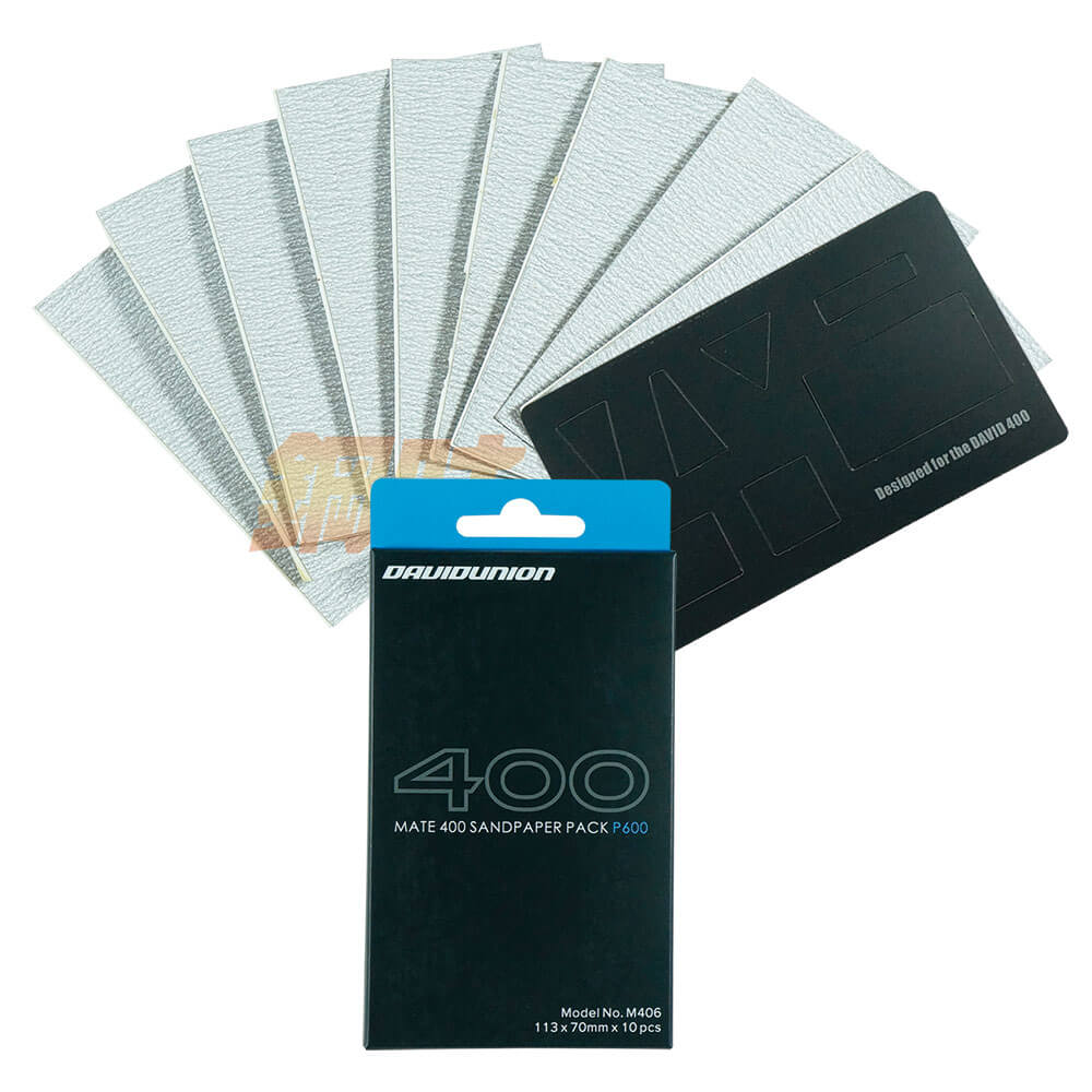 散打機砂紙補充包600番