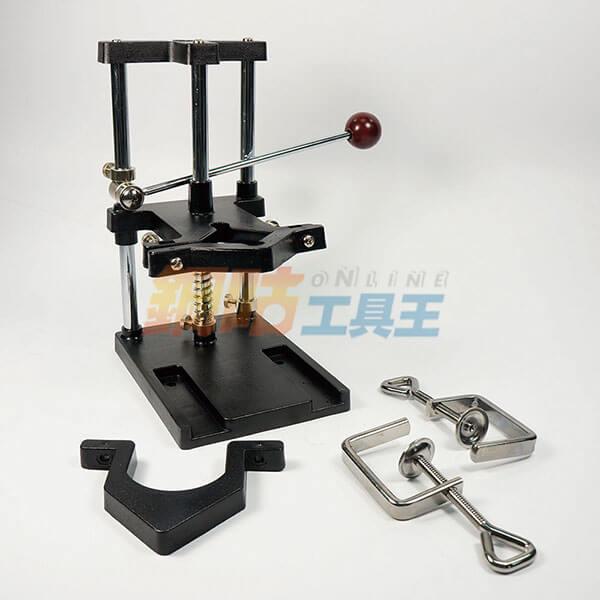 組合式電鑽架 搭配迷你小電鑽用