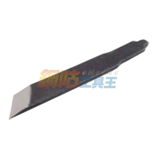 木工雕刻刀刀刃 刀形 6mm W-400用