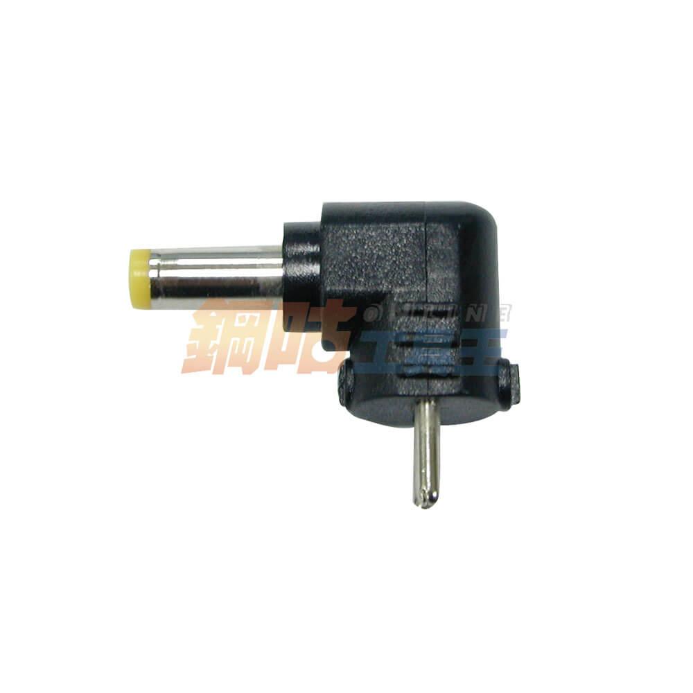 變壓器轉接頭 DC頭 90度 L型 內1.7外4.0