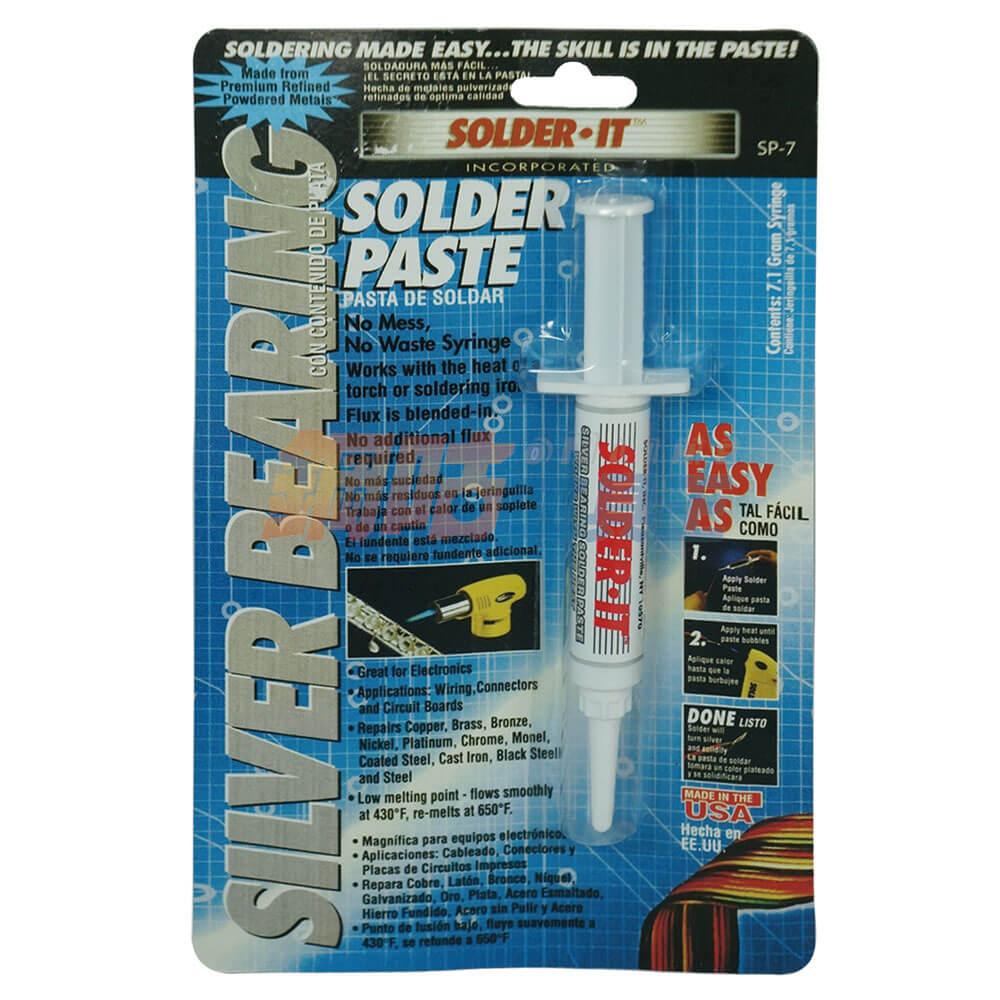 針筒型低溫溶解銀焊膏錫膏
