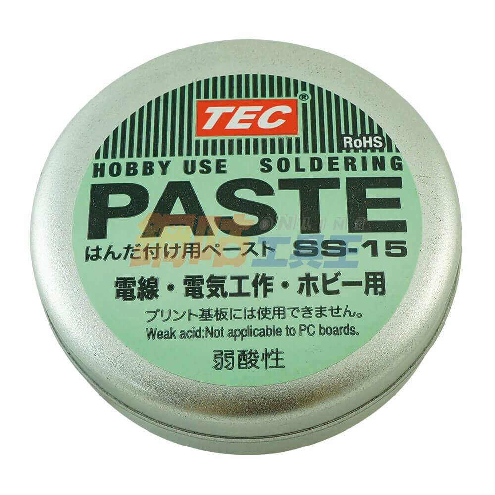 錫油 助焊膏 50ml SS-15 焊接材料