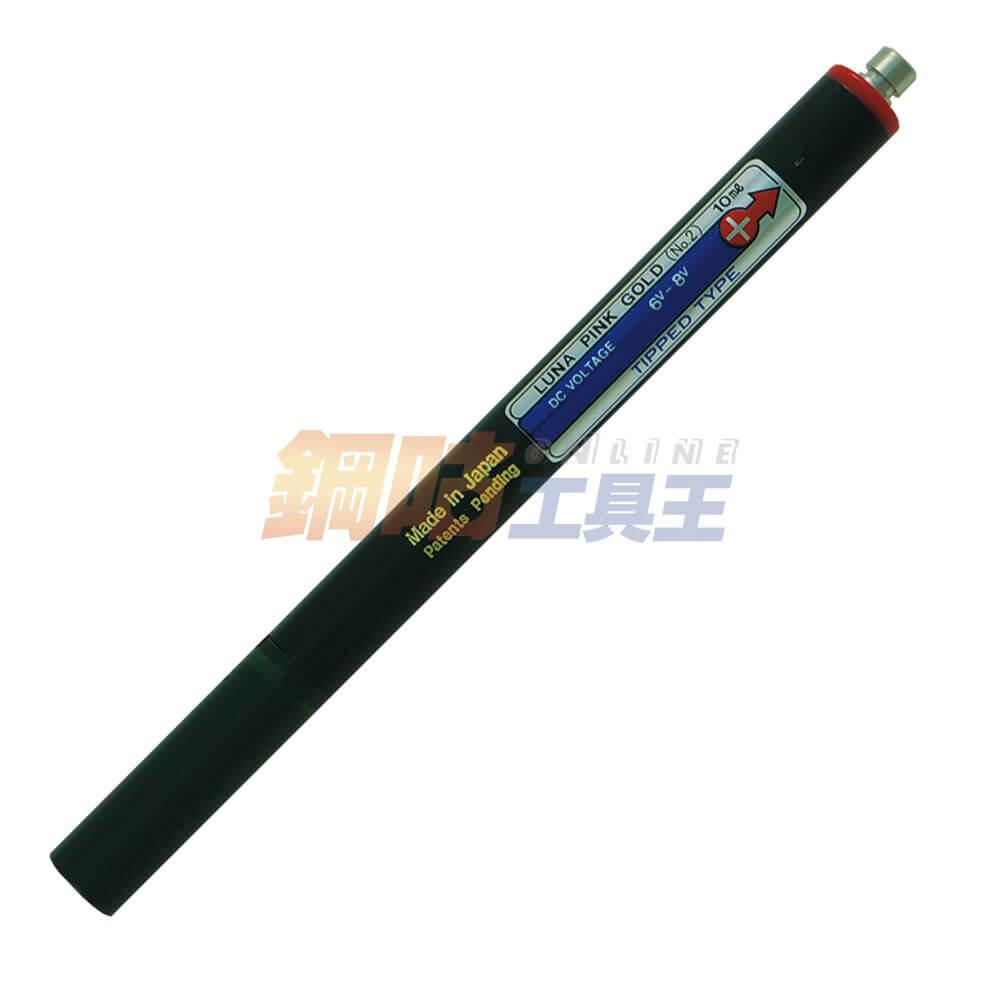 Promex 日製玫瑰金NO.2電鍍筆