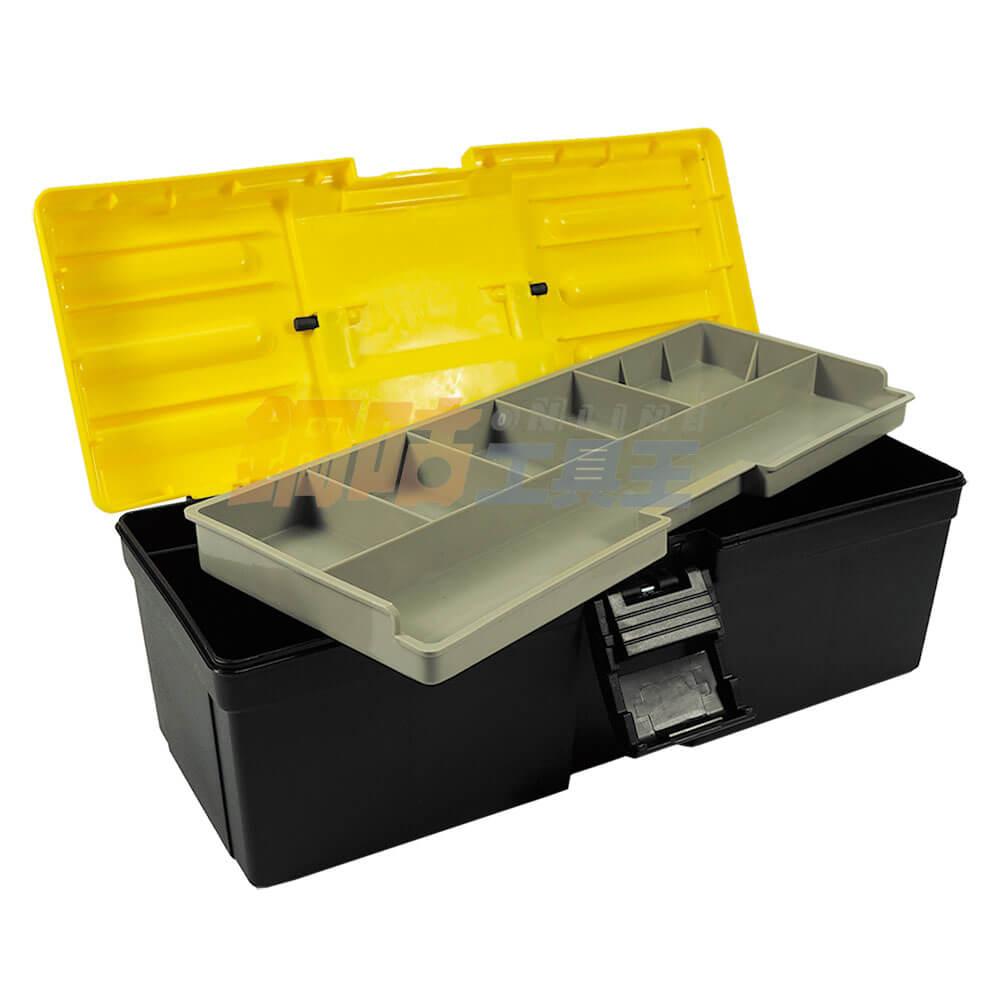 手提活動工具盤工具收納箱 B-350