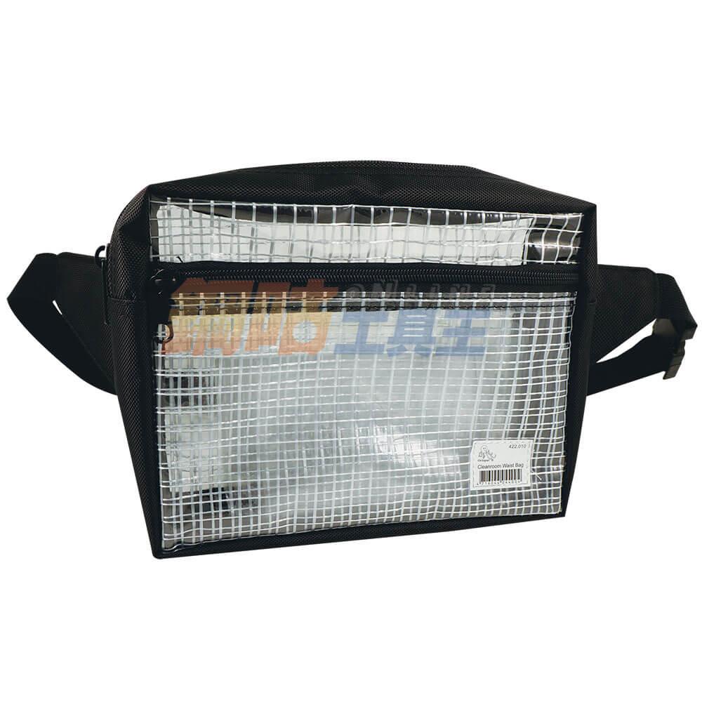 透明網狀腰包PVC工具袋