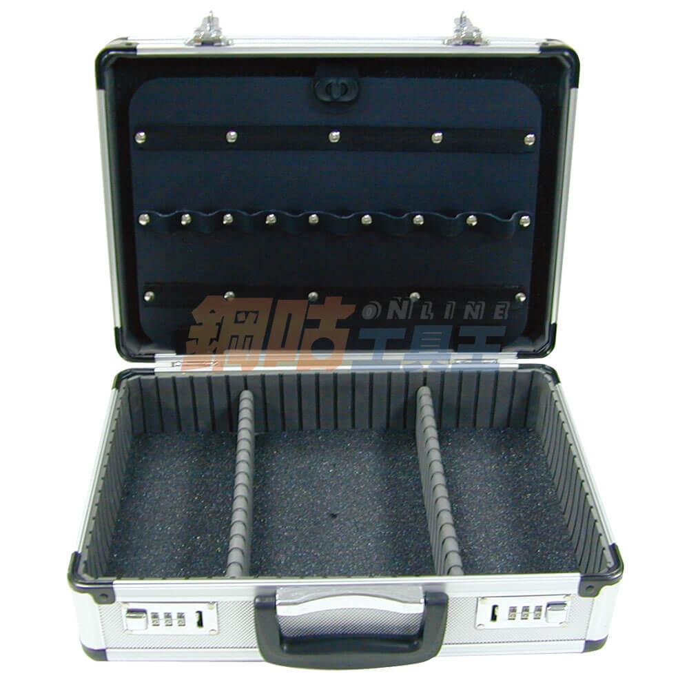鋁合金儀器工具箱 對號鎖 NO.325