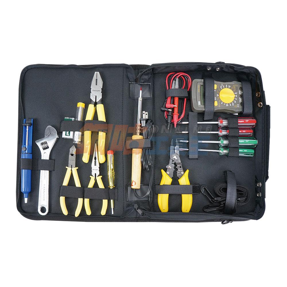 15件電工維修工具組