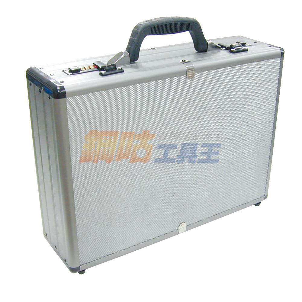 鋁合金儀器工具箱 對號鎖 NO.660