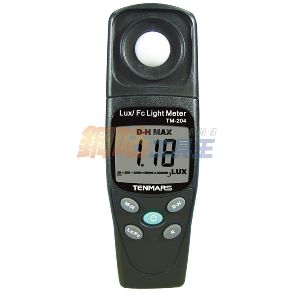 數位照度錶 TM-204