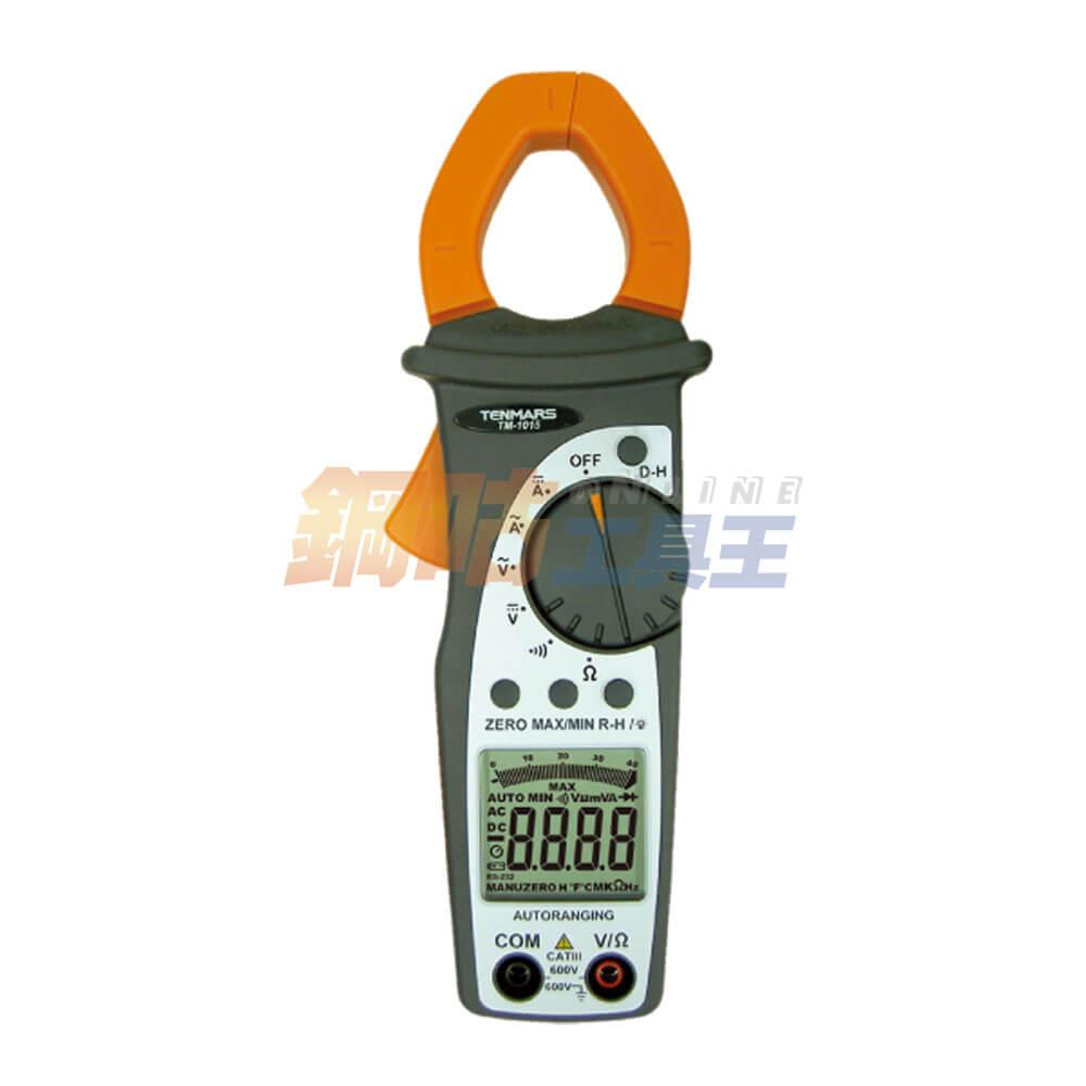 數位交直流鉤錶 TM-1015