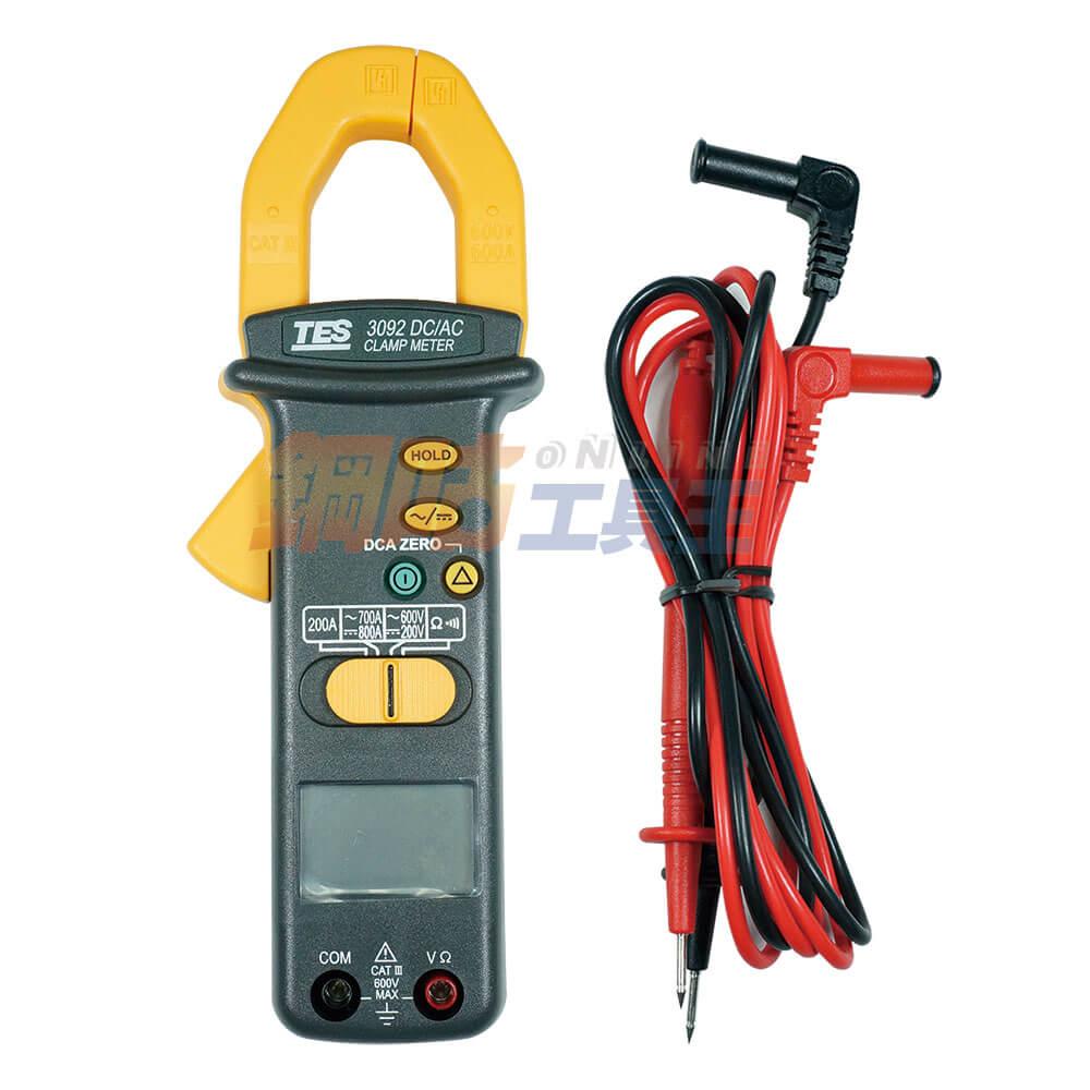 汽車專用鉤錶 TES-3092