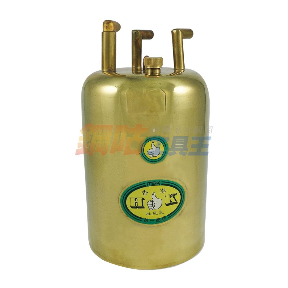 火焊設備油壺金色3孔