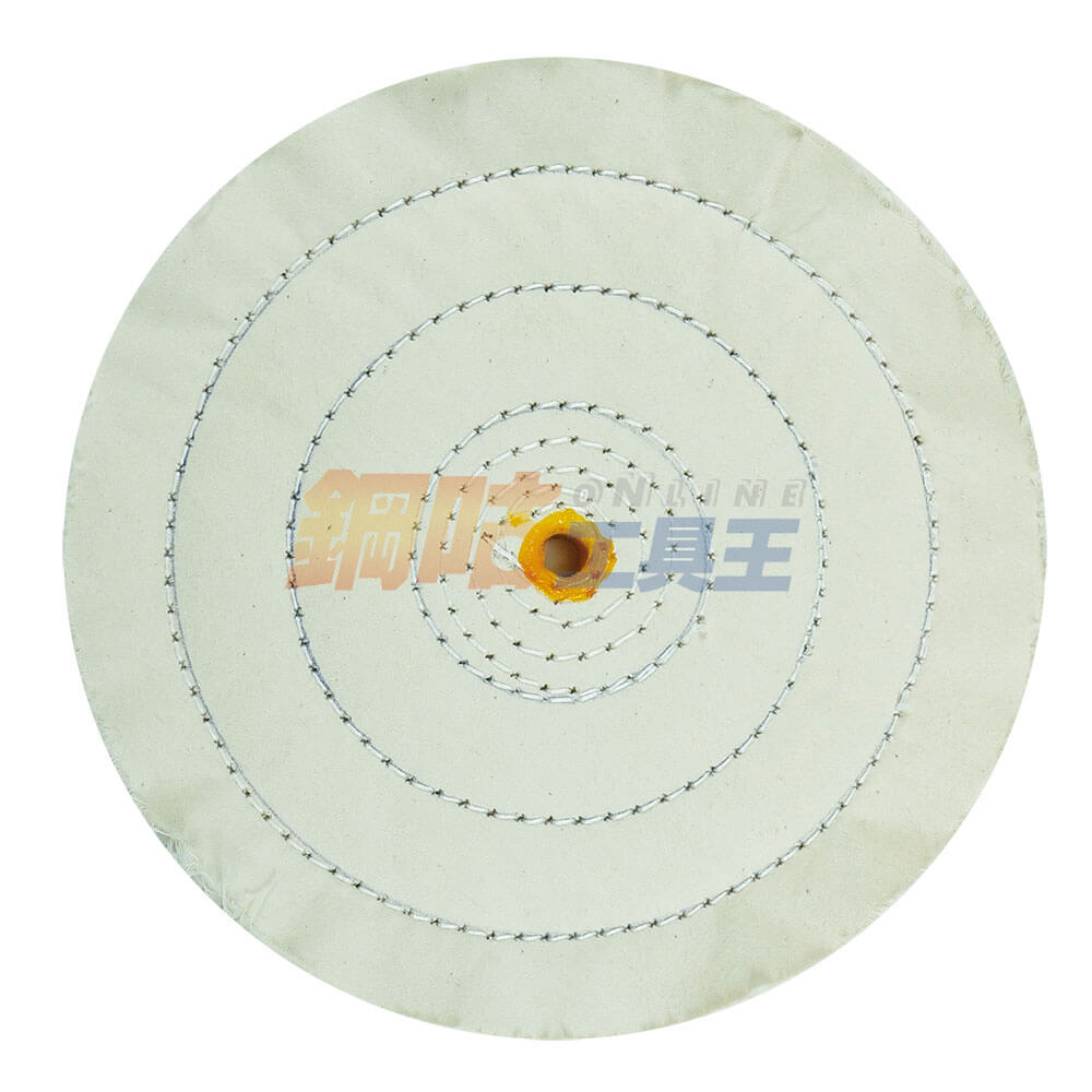 6吋小孔布輪