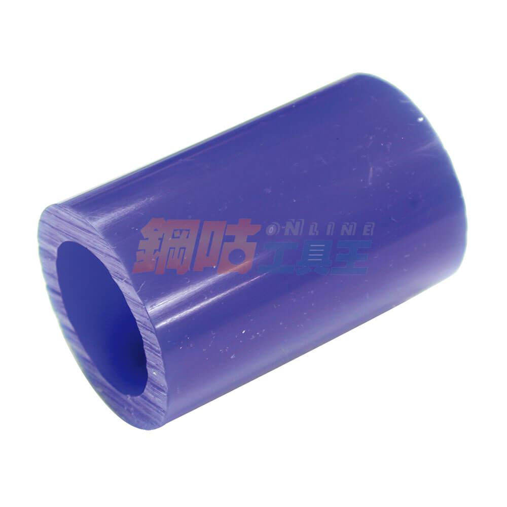 藍色薄蠟管