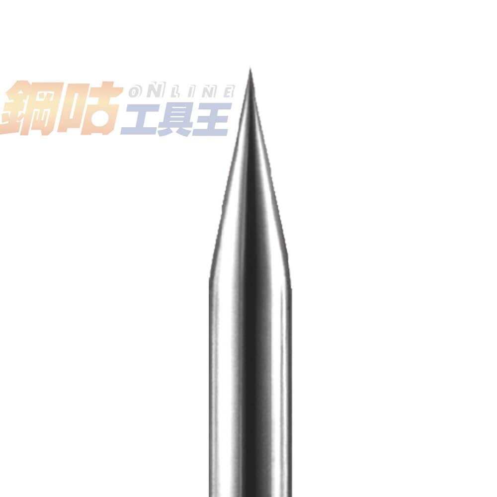 鎢鋼拋光棒 2.3x6.5mm