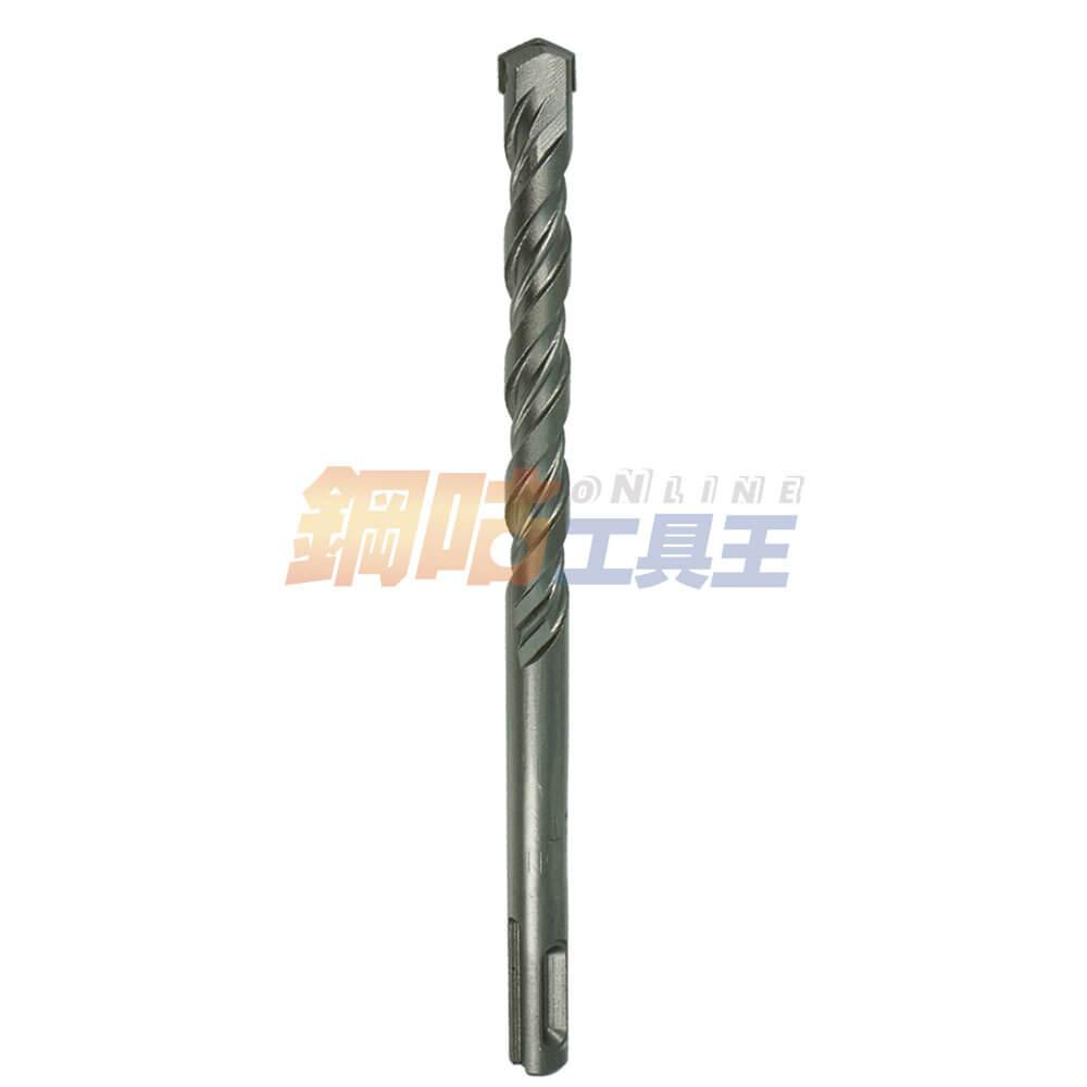 四溝水泥鑽頭鑽尾4分 長160mm