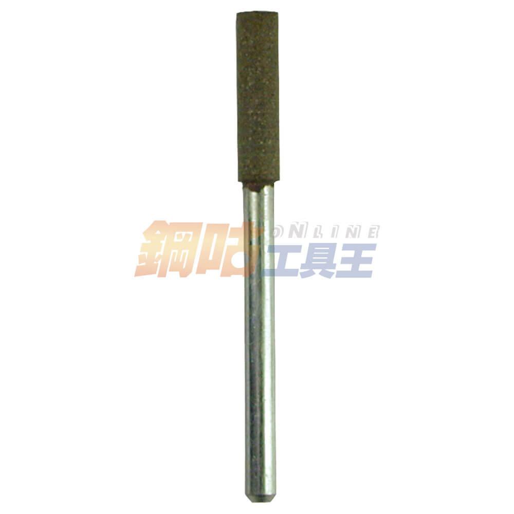 柱狀牛皮輪 4mm